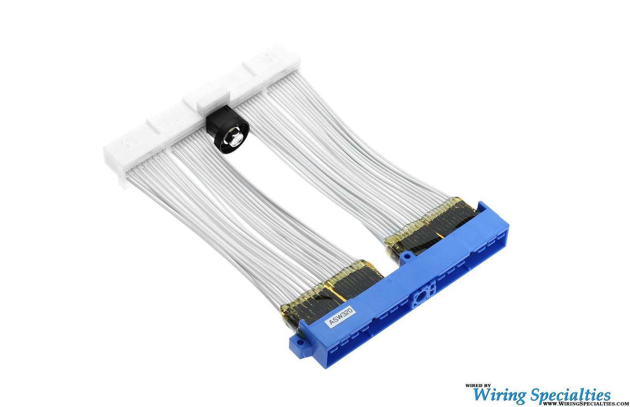 vg30dett ecu wiring harness wiring specialties on wire retainer with tie spring retainers  [ 1280 x 827 Pixel ]
