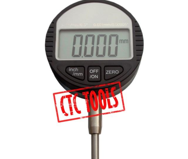 Micron Digital Measuring Dial Indicator Gauge  001mm 0 00005 Gage