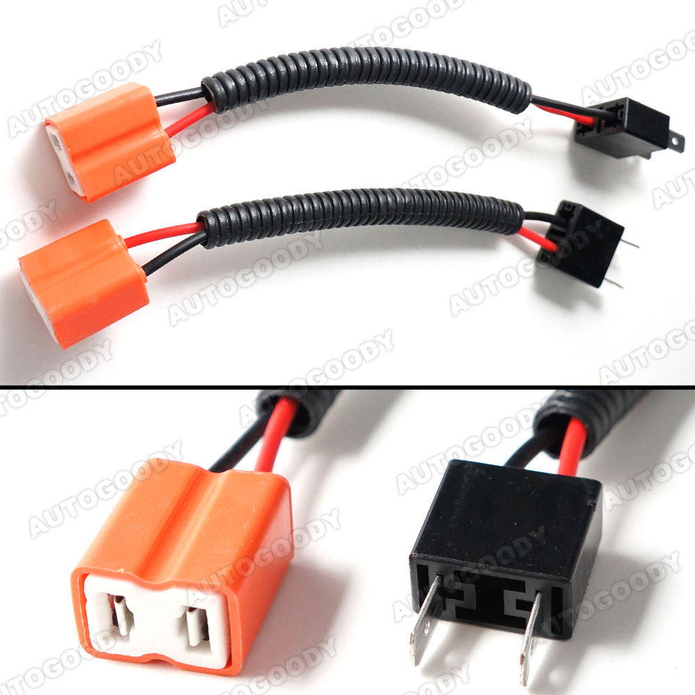 small resolution of h7 wiring harness socket wire connector plug image 1 loading zoom