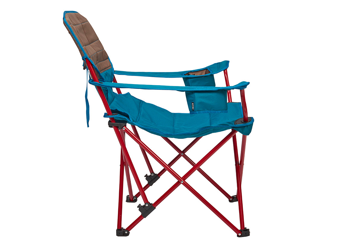 Kelty Low Love Chair Deluxe Camping Fold And Carry Lounge Chair Kelty