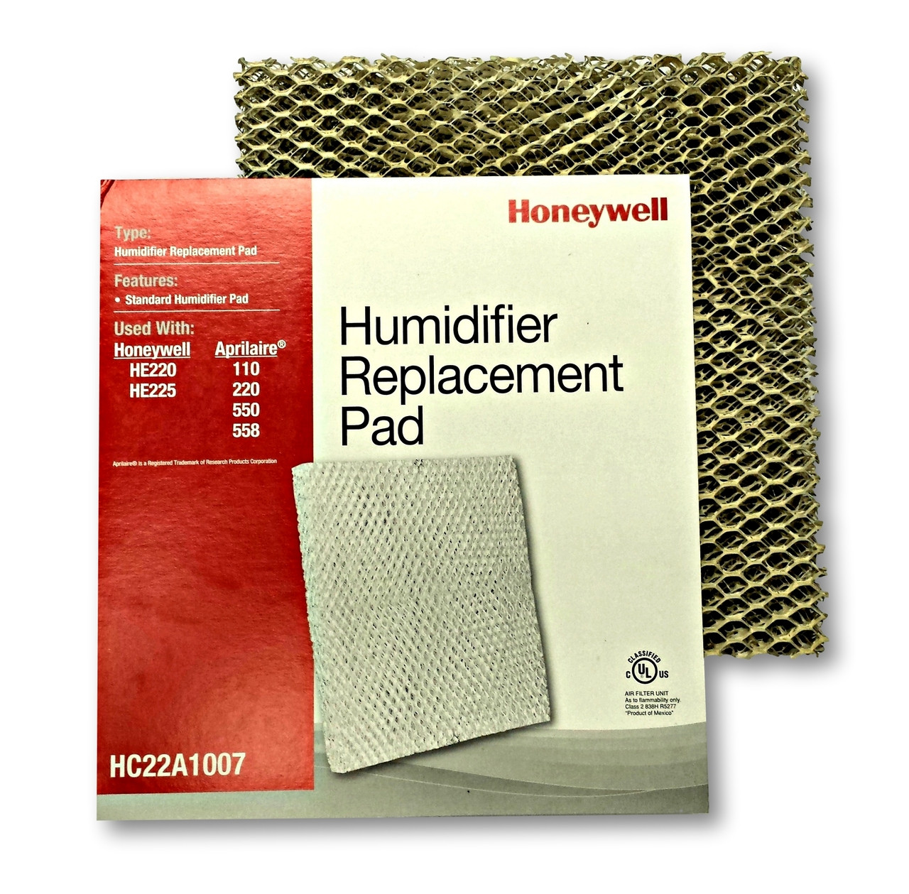 small resolution of hc22a1007 humidifier pad he220 air quality honeywell store a honeywell he220a wiring diagram