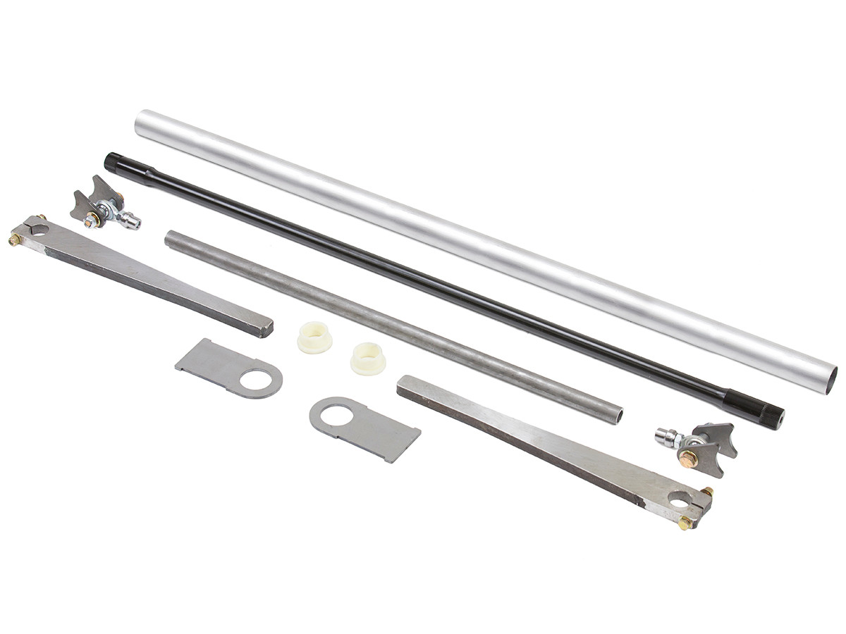 small resolution of genright off road rear sway bar kit for the jeep tj lj or yj