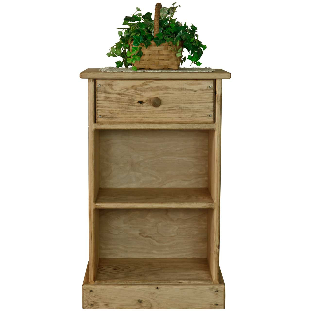 Small Nightstand With Drawer
