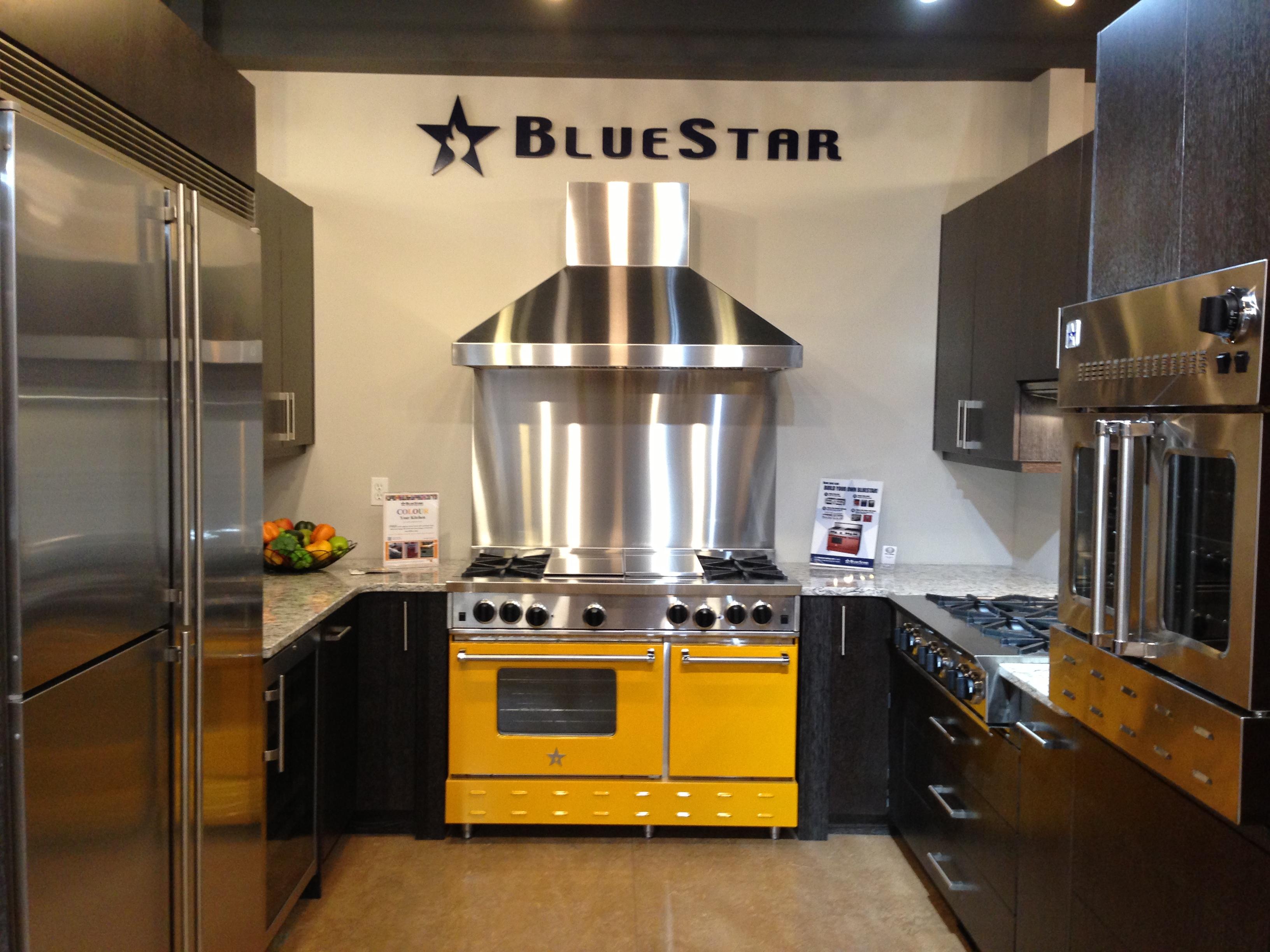 kitchen appliance store dish rack bluestar appliances now at avenue edmonton blue star home