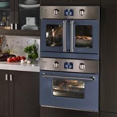 Kitchen Ovens Lacquer Cabinets Bluestar Appliances Edmonton Avenue Appliance Wall