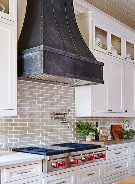 kitchen hood design triple bowl sink blog proper ventilation may be one of the most important components in your a range combats fumes smoke bad odors and dangerous pollutants that