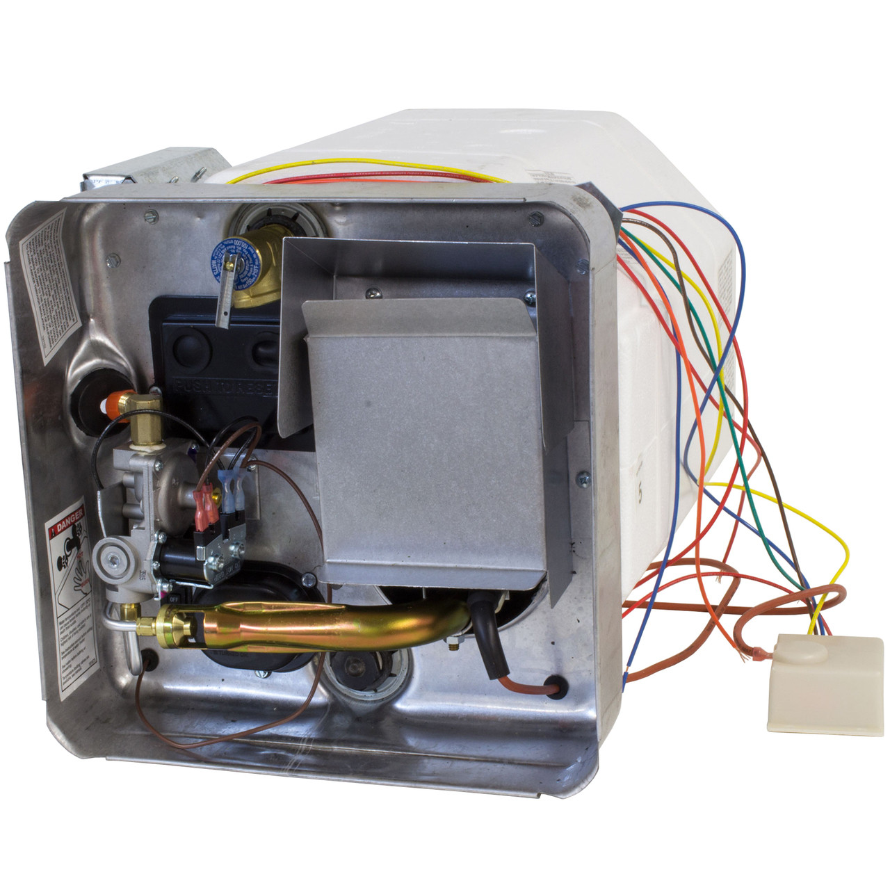small resolution of water heater wiring harnes