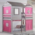 Spotlight On Girls Bunk Beds Kids Furniture Warehouse