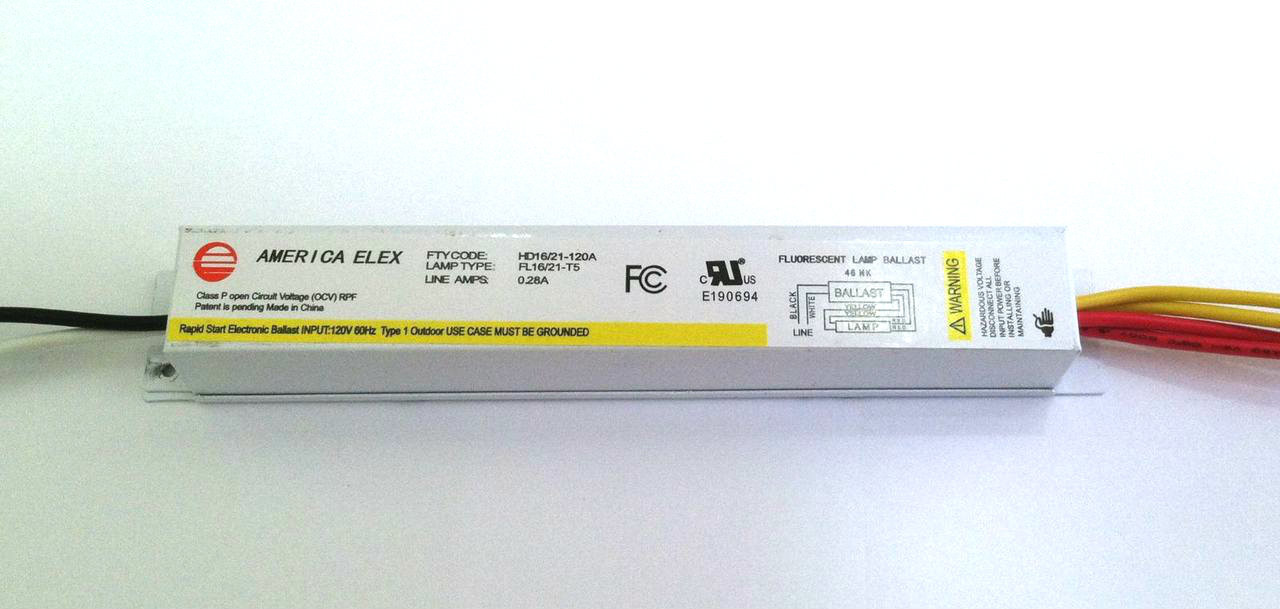 T5 Electronic Ballast F8T5 F13T5 F11T5 F14T5 F21T5 Lamps