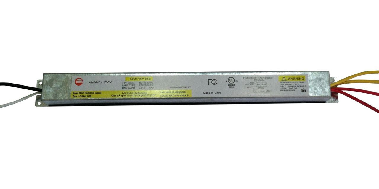 T5 Electronic Ballast For F21T5, F26T5, F28T5 Lamp