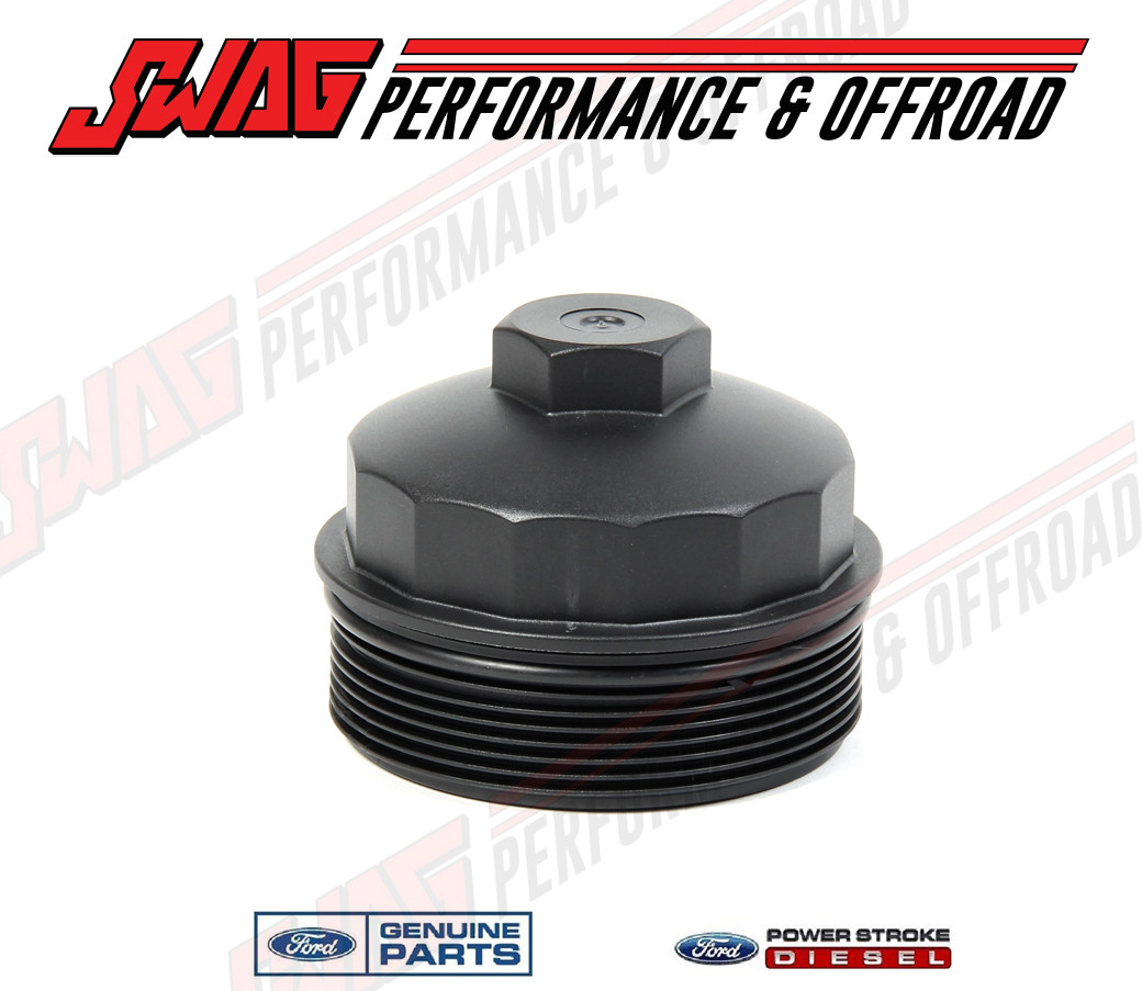 small resolution of  6 0l oem hfcm frame rail fuel filter cap image 1