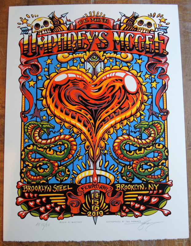 rock candy posters