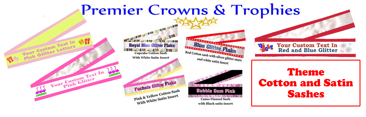 premier crowns and trophies