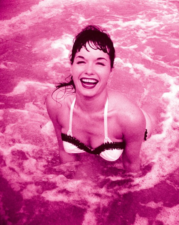 bettie page color # 77