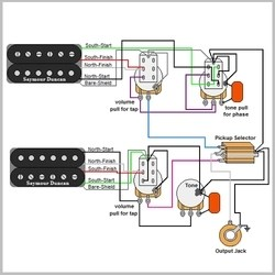 Guitar Wiring Diagrams & Resources | GuitarElectronics