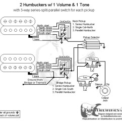 Strat Wiring Diagram Bridge Tone Rj11 To Rj45 Cable 2 Humbuckers 3 Way Toggle Switch 1 Volume Series Split Click Enlarge