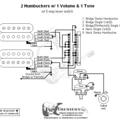Emg Wiring Diagram Solder Gretsch 2 Humbuckers 5 Way Lever Switch 1 Volume Tone 00 Click To Enlarge