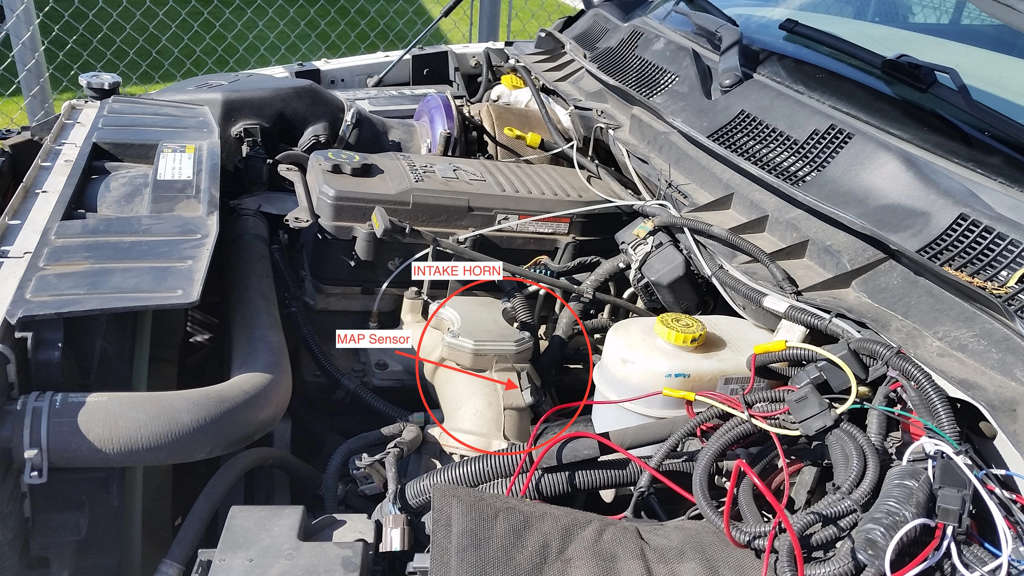 medium resolution of 2012 dodge horn wiring