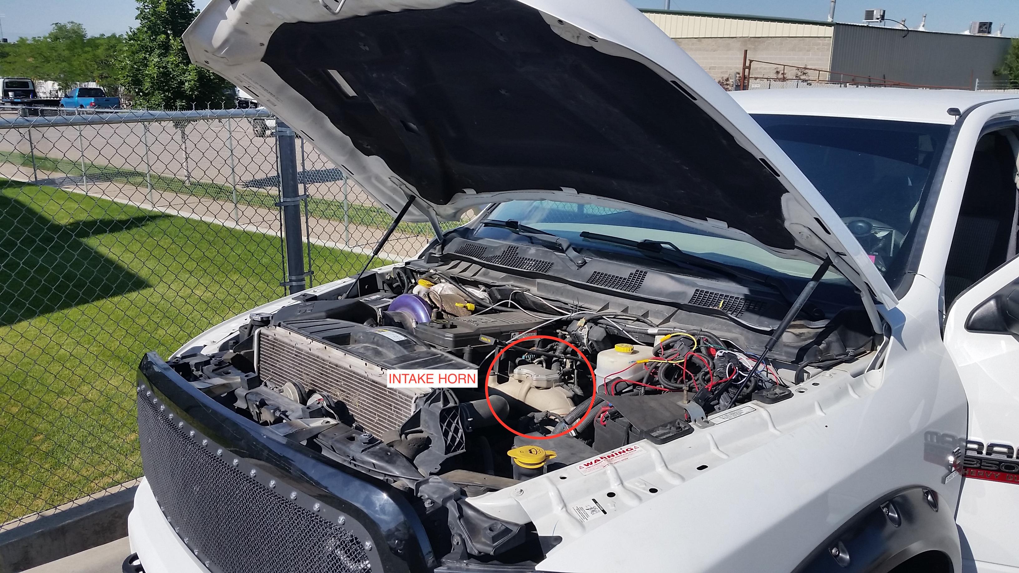 medium resolution of dodge cummin engine wiring harnes
