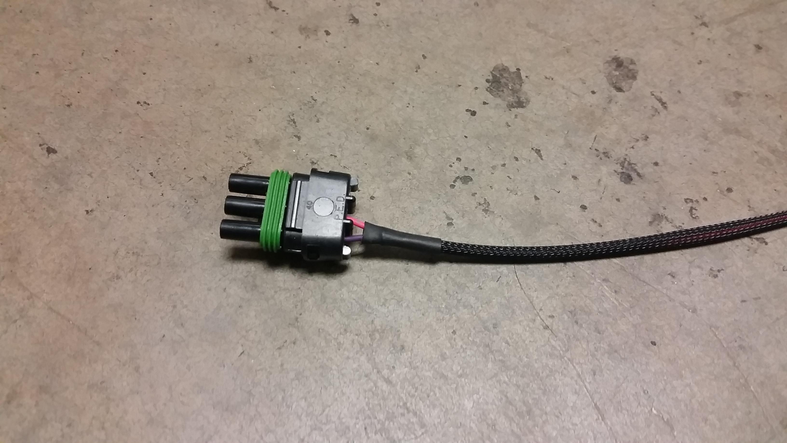 Quadzilla Wiring Harness
