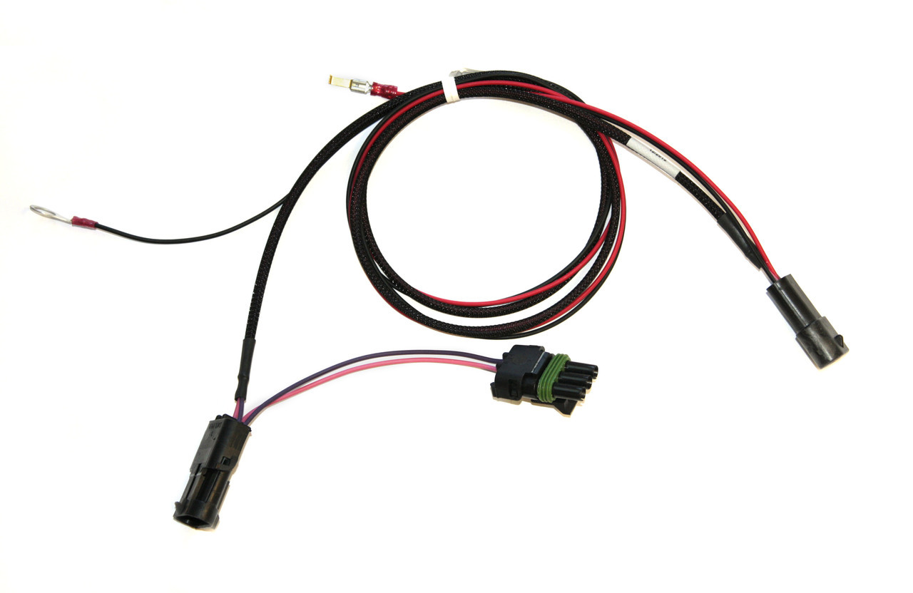 medium resolution of if you want to install your adrenaline in cab then you will also need a modified main wiring harness