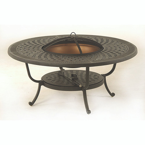 Hanamint Berkshire 48 Quot Round Fire Pit Table Southern