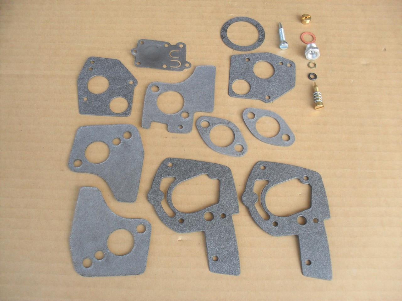 carburetor rebuild kit for briggs and stratton mclane 3 hp to 5 hp 494624  [ 1280 x 960 Pixel ]