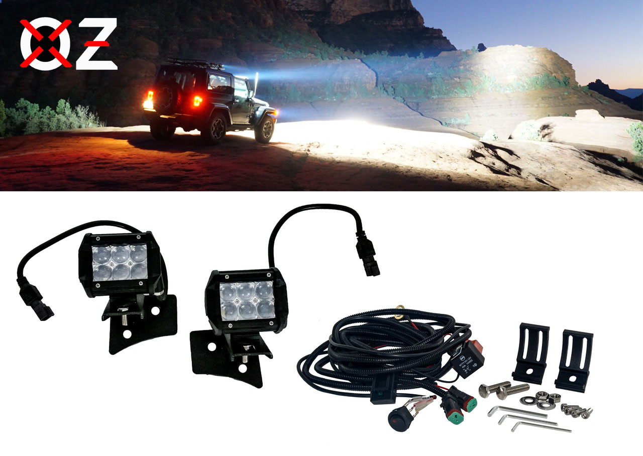 medium resolution of  wiring kit cube jk jku 2007 2017 image 1