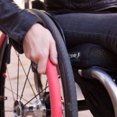 Wheelchair Grips Double X Back Chairs Fit Pro Living Spinal 11111