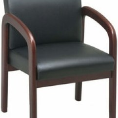 Office Side Chair Ruffled Covers For Sale Guest Chairs Reception Officechairsonsale Com Lorell Wooden Frame 60470 1