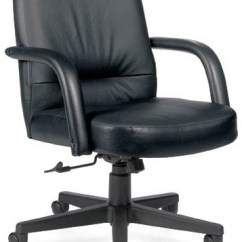 White Leather Swivel Desk Chair Vintage Chrome Table And Chairs Office Global Sienna Mid Back 3941 1