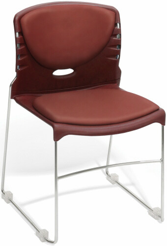upholstered stacking chairs resistance chair accessories ofm vinyl padded plastic stack 320 vam 1