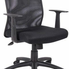 Mesh Task Chair Folding Urban Dictionary Boss With Arms B6106 1