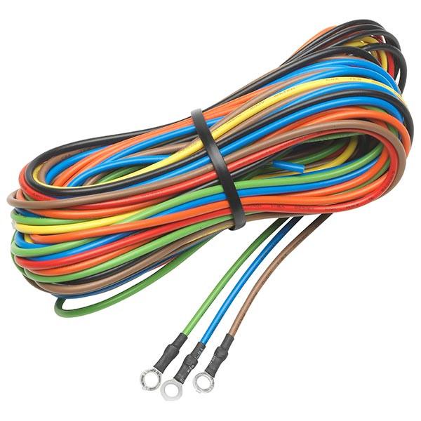 glowshift egt gauge wiring diagram 2005 jeep grand cherokee aftermarket radio 7 color series 3 kit with sensor power wires