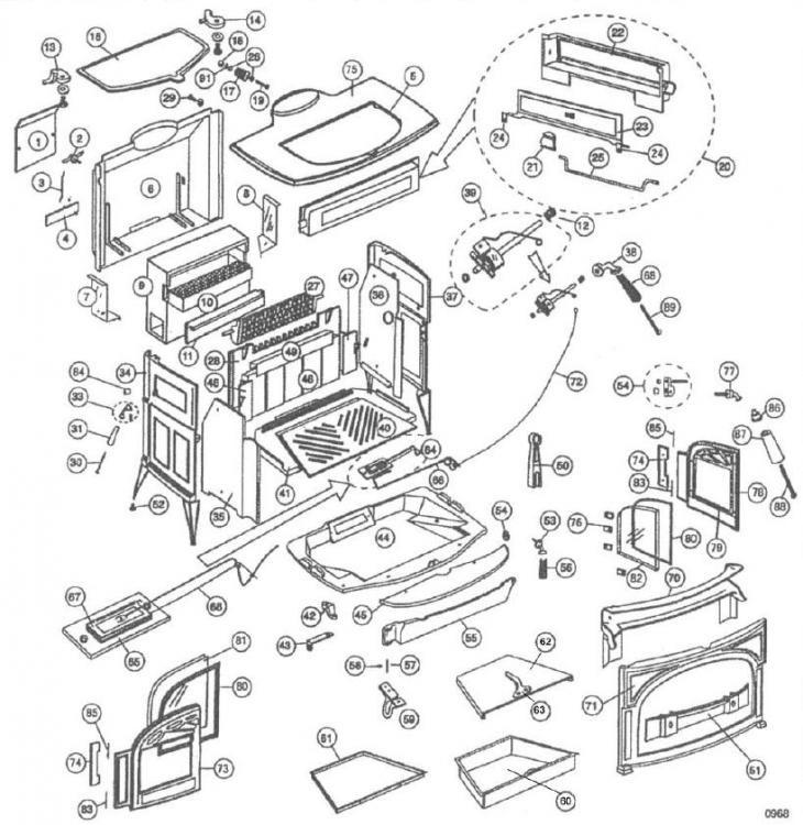 Wood Stove Motor Wiring Diagram Wood Circuit Diagrams