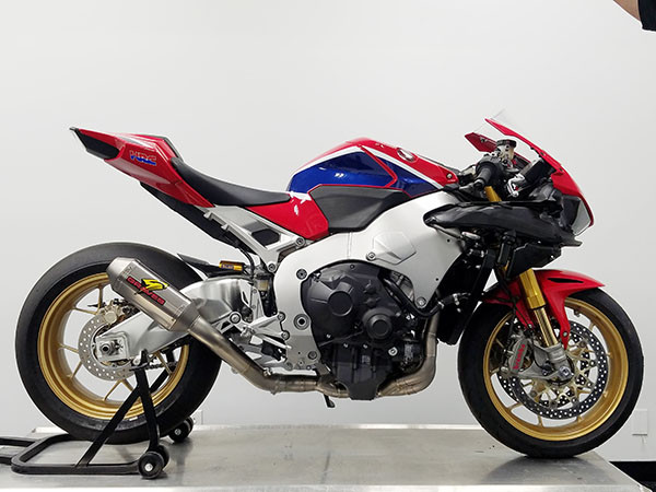 graves motorsports kawasaki works zx10r link full exhaust system