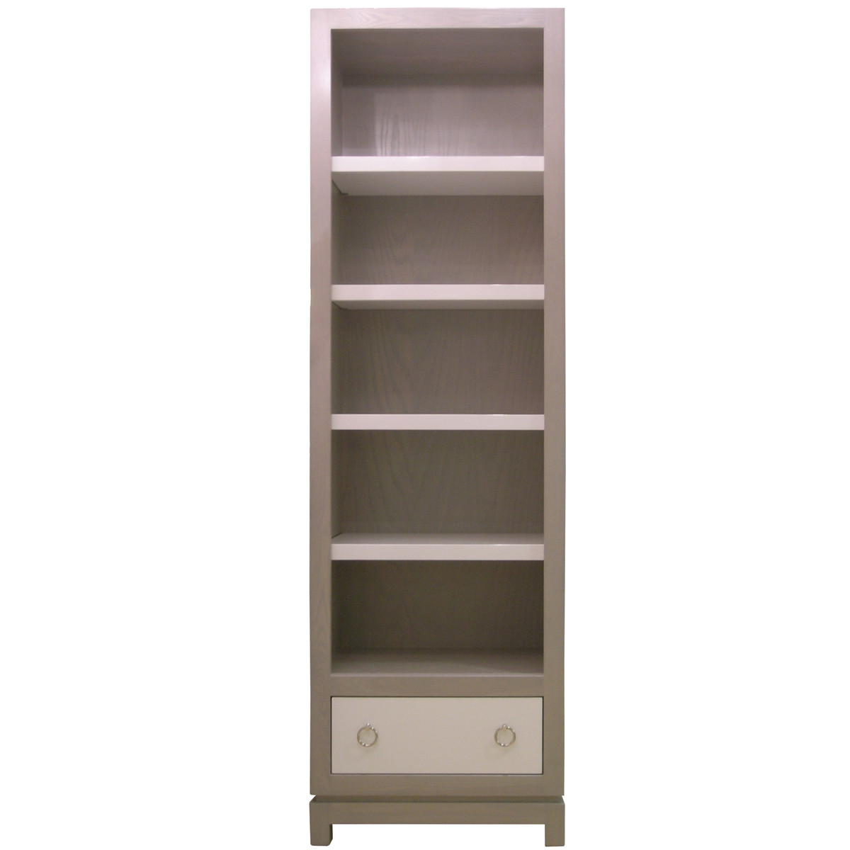 Tempo Bookcase Narrow Zoya B Fine Baby Child Furniture