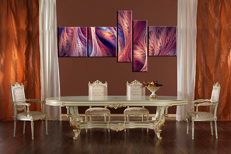 5 piece canvas prints