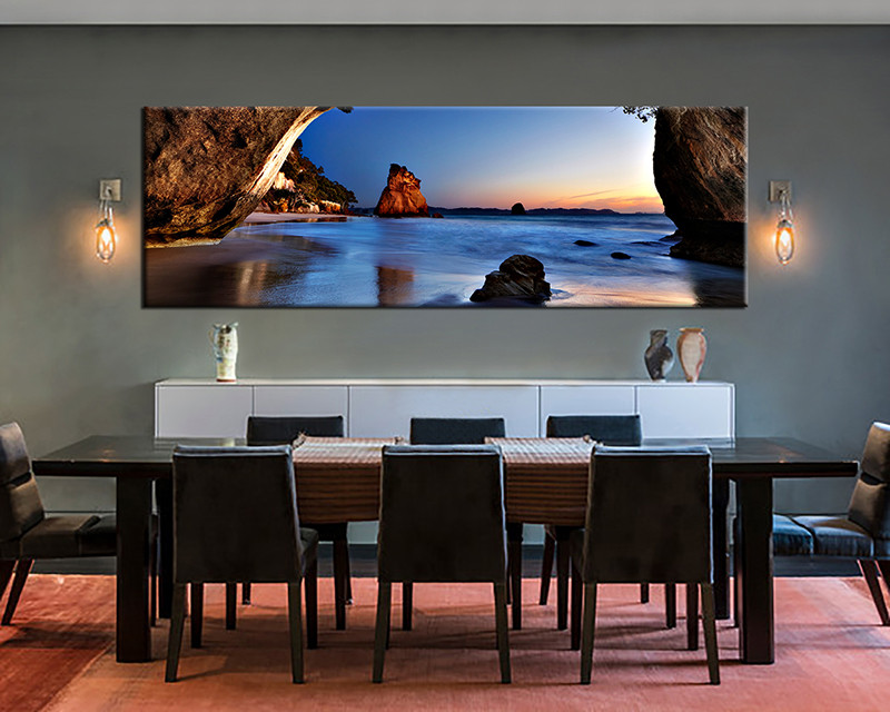 1 piece canvas print
