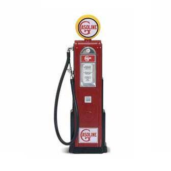 Gas Pump Replica Plans