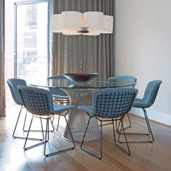 Bertoia Side Chair Rolling Office On Hardwood Floor Knollstudio With Full Upholstery Cover Platner Dining Table 5596 Z