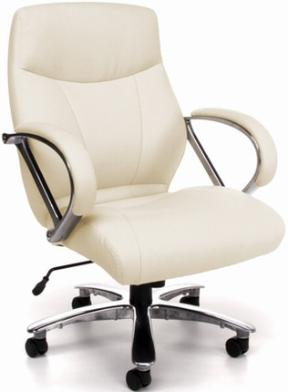 tall desk chairs with backs wire dining room leather executive chair big and