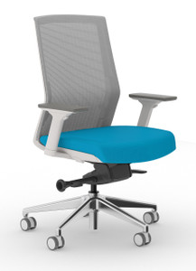 ergonomic chair brand t4 spa pedicure parts professional office furniture computer chairs zilo grey frame conference task