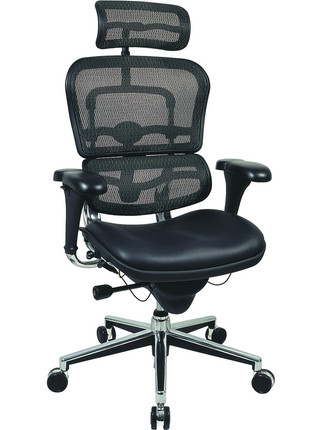 executive mesh office chair sure fit covers amazon ergohuman officechairsusa