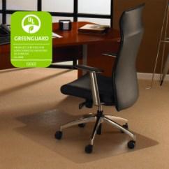 Ergonomic Chair Mat Revolving Office Floor Mats Pvc Officechairsusa Floortex Cleartex Ultimat Chairmat For Low Medium Pile Carpet With Lip