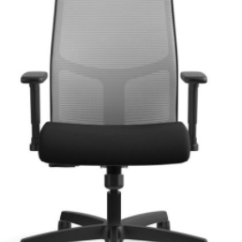 Hon Ignition 2 0 Chair Review P Pod Measurements Mesh Back With Lumbar Support Officechairsusa Ilira In Fog Black Cu10 Fabric