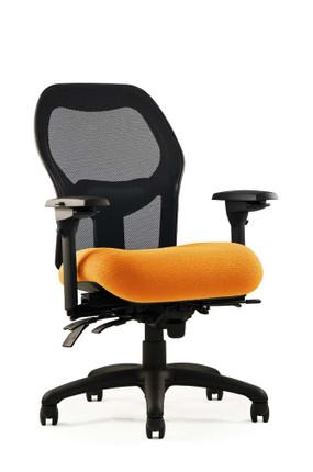 neutral posture chair pressure sore cushions for chairs 1500 minimal contour seat ergonomic task officechairsusa