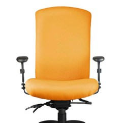 Neutral Posture Chair Hanging Without Stand Cozi 24 7 High Back Officechairsusa N Dure 400 Big Tall Front View