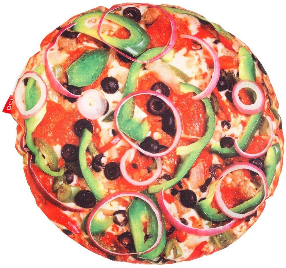 tasty pizza pillow