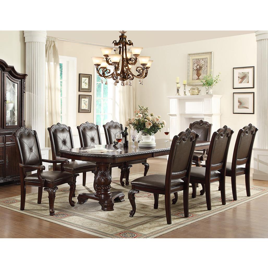 Kiera Rectangle Dining Room Set